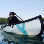 قایق تاشو و سبک وزن که مانند اریگامی جمع می شود!+تصاویر
