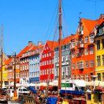 مکان های گردشگری رنگارنگ در جهان را ببینید!+تصاویر