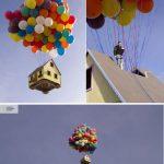 هنرنمایی های شگفت انگیز و جالب که با بادکنک انجام شده اند!+تصاویر
