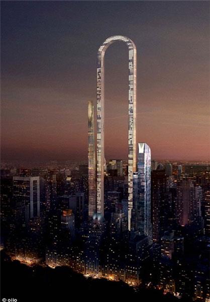 متفاوت ترین برج جهان