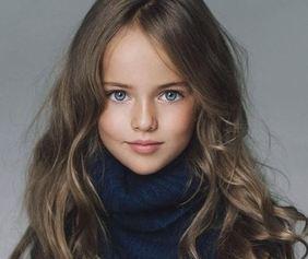 زیباترین دختر جهان را ببینید!+تصاویر