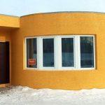 خانه ای که در کمتر از یک روز ساخته میشود!+تصاویر
