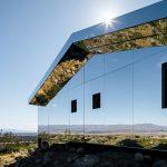 خانه آینه ای در کالیفرنیا را ببینید!+تصاویر