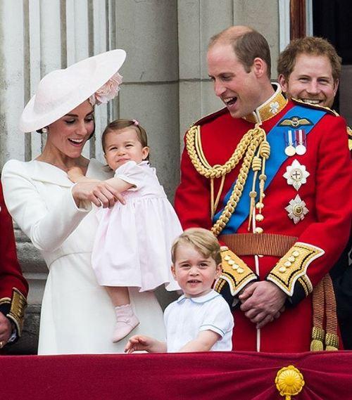 کیت میدلتون و شاهزاده ویلیام