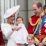 شاهزاده ویلیام و کیت میدلتون و فرزندانشان!+تصاویر