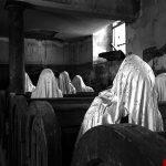 ترسناکترین کلیسا جهان در کشور جمهوری چک را ببینید!+تصاویر
