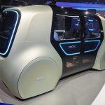 معرفی خودروی تمام هوشمند شرکت فولکس واگن!+تصاویر