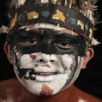 گریم های مردان مکزیکی در جشن سالانه معروف پاراچیکو!+تصاویر