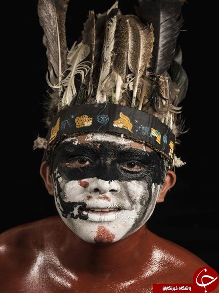 گریم های مردان مکزیکی