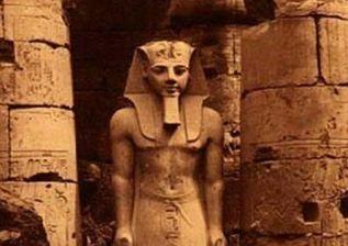 تندیس مصری در سیاره مریخ!+عکس
