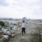 مرکز زباله در یکی از پرجمعیت ترین جزایر زمین در مالدیو!+تصاویر