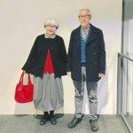ست کردن لباس زوج 60 ساله ژاپنی!+تصاویر