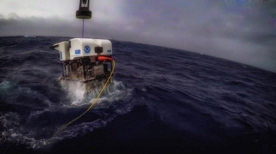 عکاسی از کف اقیانوس