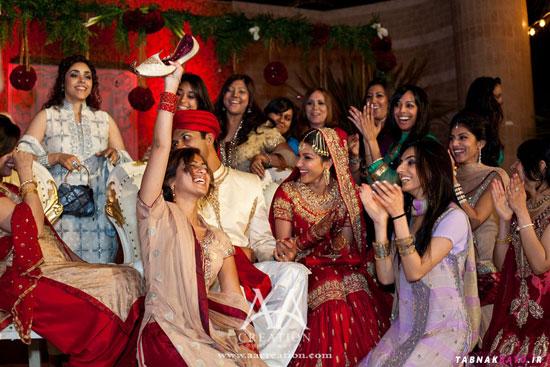 آداب و رسوم عجیب مراسم ازدواج