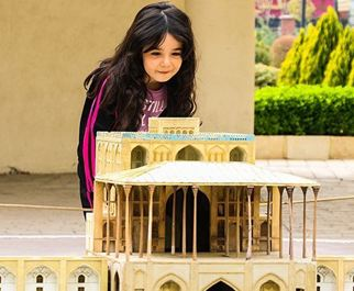 باغ موزه مینیاتور یکی از بوستانهای منحصر به فرد تهران+تصاویر
