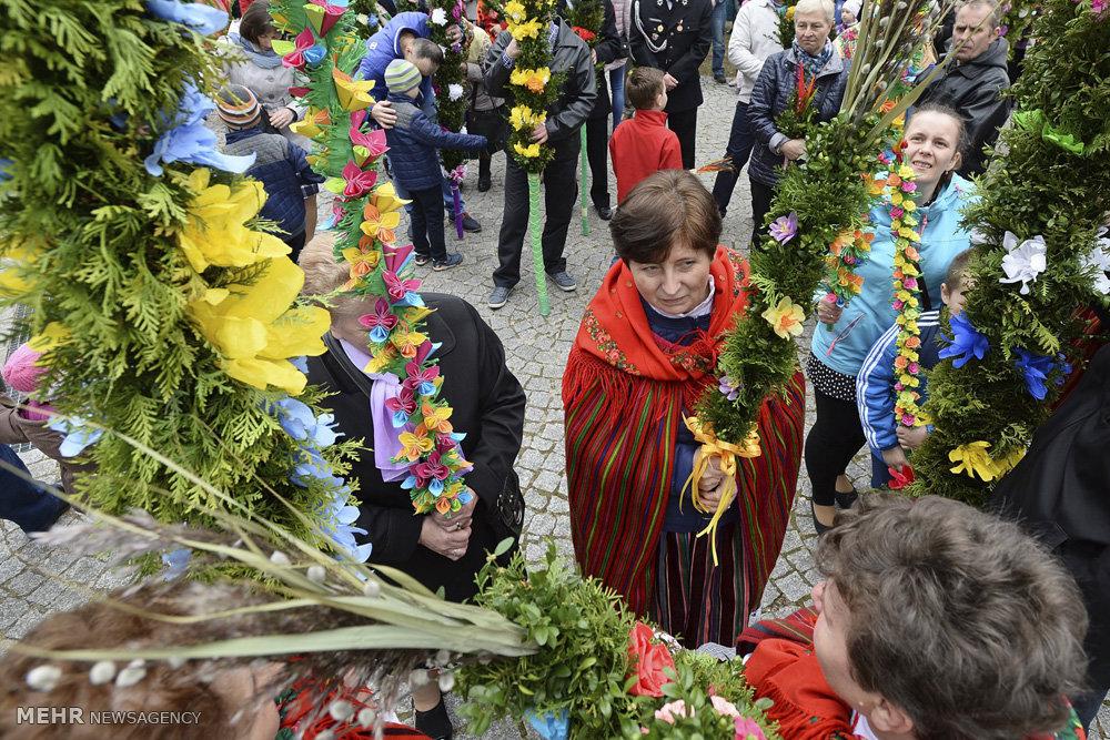 هفته عید پاک در نقاط مختلف دنیا+تصاویر