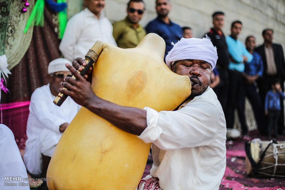 جشنواره ازدواج آسان جوانان در شهر عسلویه+تصاویر
