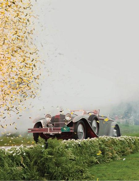 مرسدس بنز ۸۹ ساله زیباترین خودرو کلاسیک جهان شناخته شد!+تصاویر