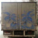 نقاشی های شگفت انگیز بر روی ماشین های خاکی!+تصاویر