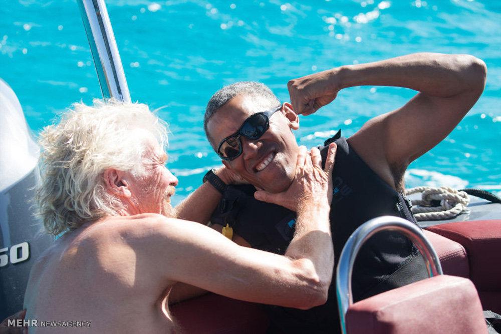 خانواده باراک اوباما