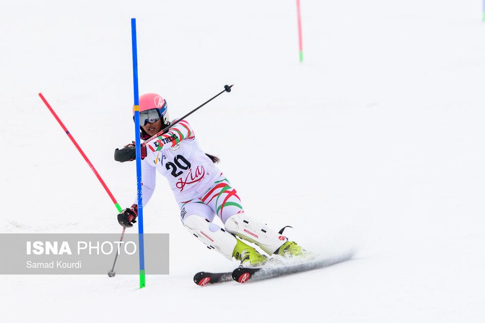 مسابقات اسکی بانوان