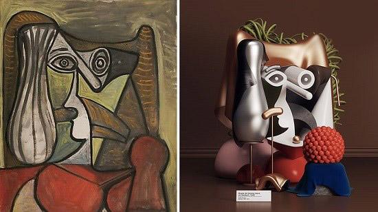 نقاشی های پابلو پیکاسو