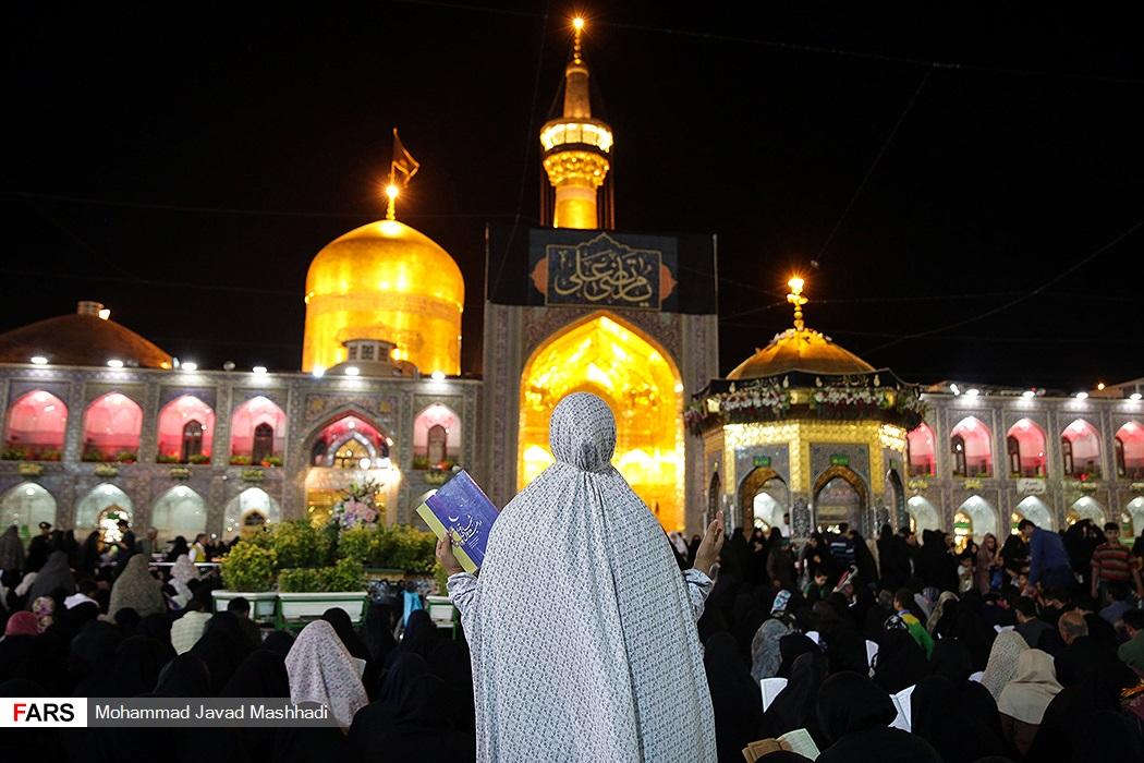 شب نوزدهم ماه مبارک رمضان