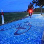 تکنولوژی خلاقانه برای امنیت بیشتر دوچرخه سواران!