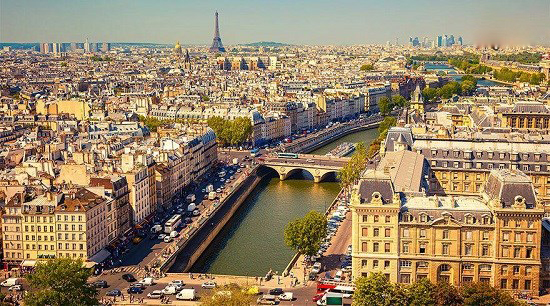 شهرهای مشهور جهان