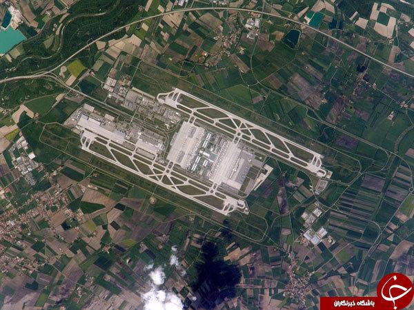 فرودگاه های سراسر جهان