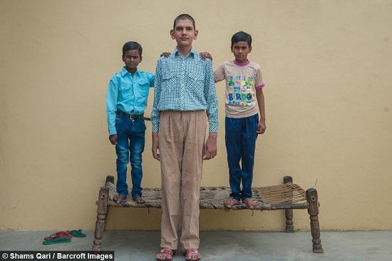 بلندترین هشت ساله دنیا