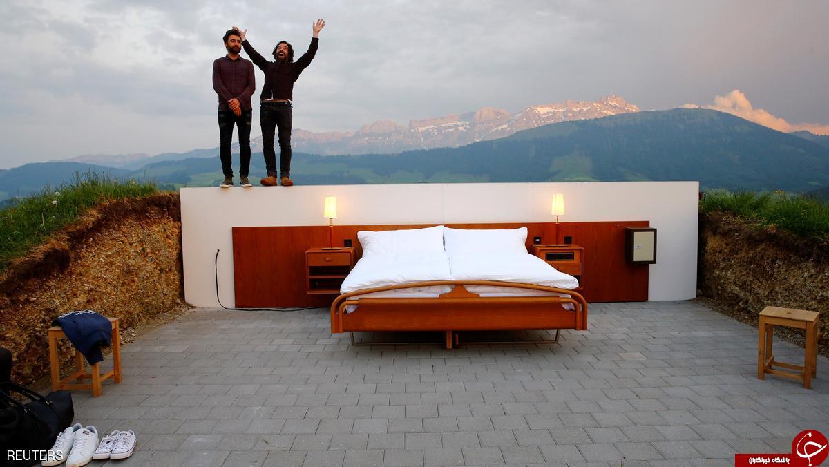 هتل بدون سقف