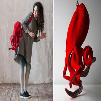 ساختن کیف های چرمی جالب به شکل حیوانات!