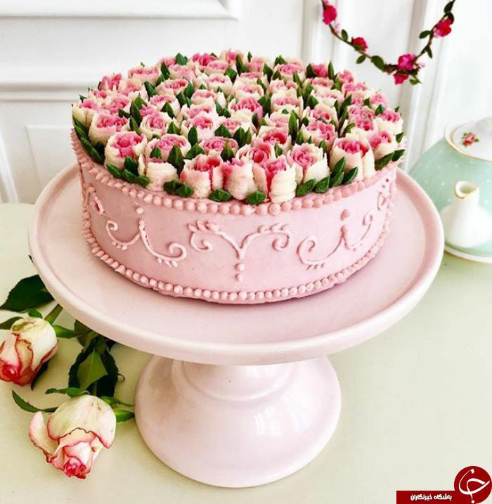 قشنگ ترین کیک ها