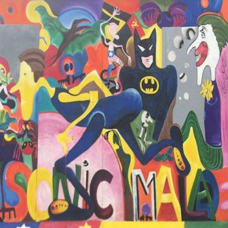 دیوار برلین به یک گالری نقاشی دیدنی تبدیل شد!