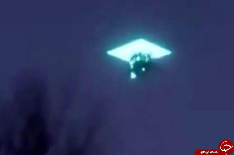 اشیا پرنده عجیب در آسمان کشور روسیه!