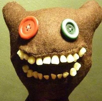 ترسناک ترین اسباب بازی هایی که وجود دارند را ببینید!(۱)