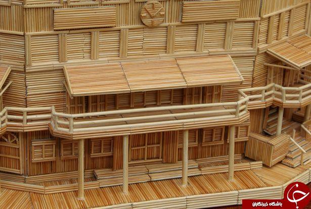 آثار چوبی