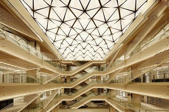 جذاب ترین مرکز خرید دنیا