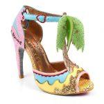کفش های زنانه با زیبایی های طبیعت و معماری شهرهای مختلف!