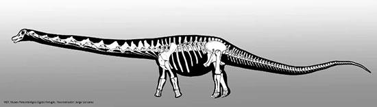 دایناسور پاتاگوتایتان