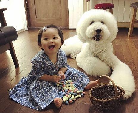 تصاوی دیدنی دختربچه ژاپنی روز شما را می سازد!