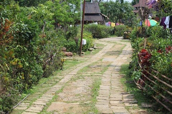 پاکیزه ترین روستا