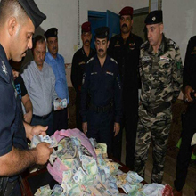 پیرزن عراقی ، ثروتمندترین گدای جهان!