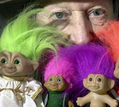 داستان عروسک های نوستالژیک «ترول» را بدانید!
