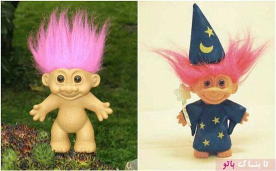 داستان عروسک های ترول