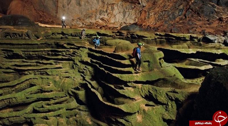 بزرگترین غار جهان در ویتنام