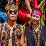 فستیوال گاوای دایاک برای شکرگزاری محصول فراوان!