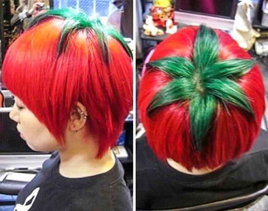 مدل موهای بسیار عجیب که موجب خنده هستند!