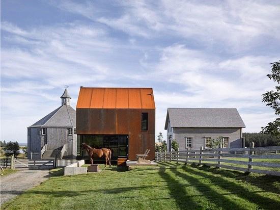 اقامتگاه هایی برای دوستداران معماری
